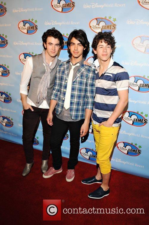 Jonas Brothers and Walt Disney 1