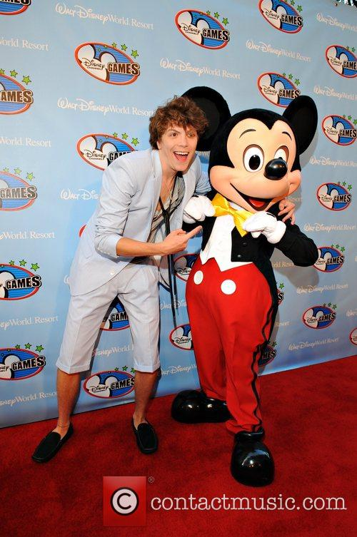 Michael Seater and Walt Disney 3