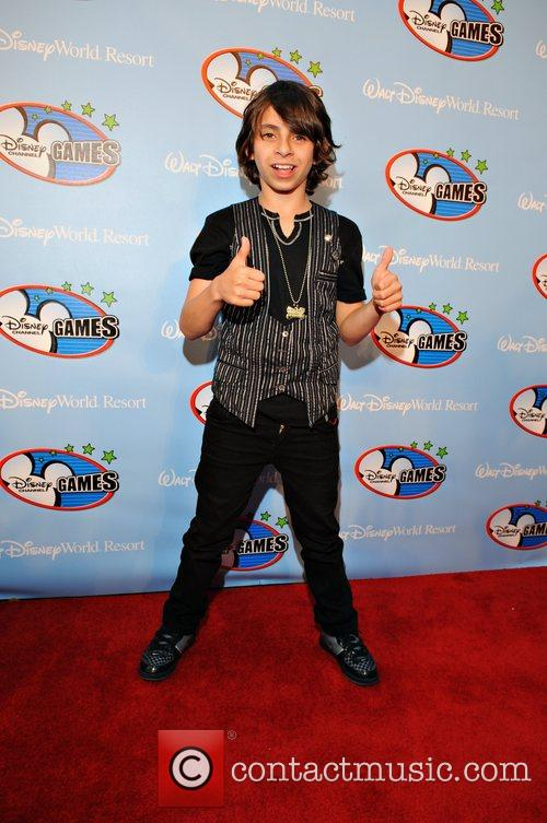 Moises Arias and Walt Disney 1
