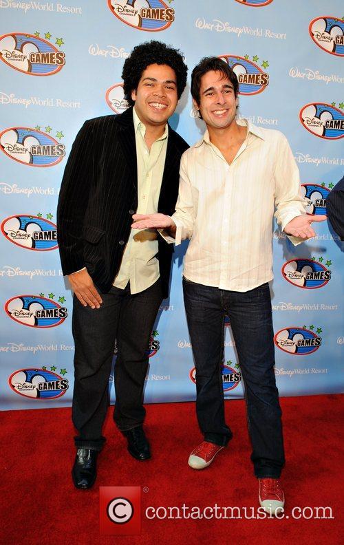 Robson Nunes and Walt Disney 1