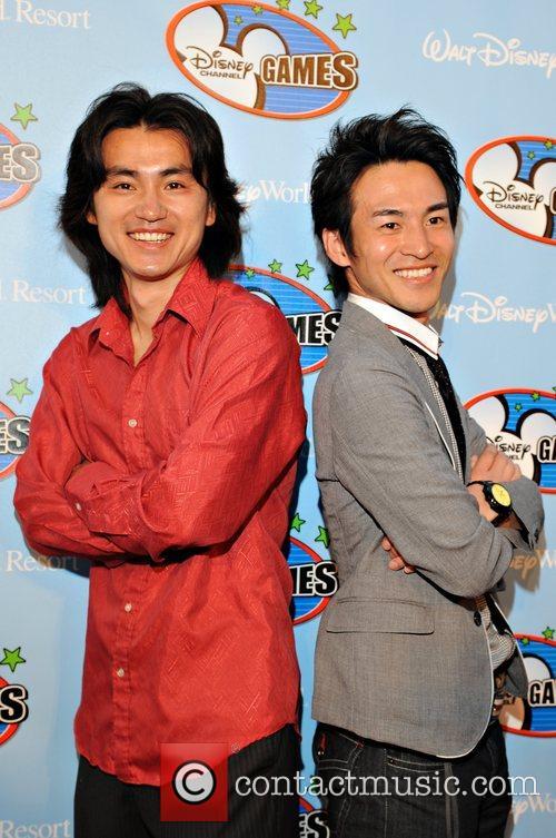 Shin Koyamada and Walt Disney