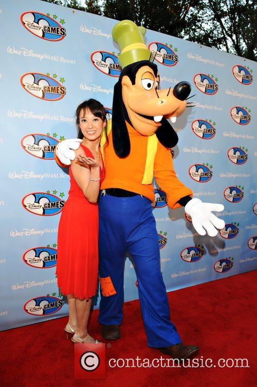 Yi Chun and Walt Disney 1