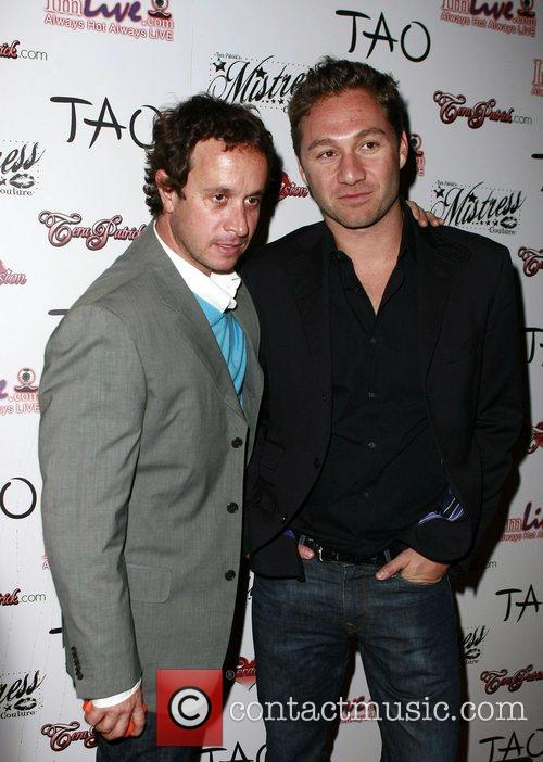 Pauly Shore and Guest arrivals - 3rd Annual...