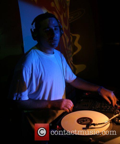 DJ Yoda performing live at The Scala,