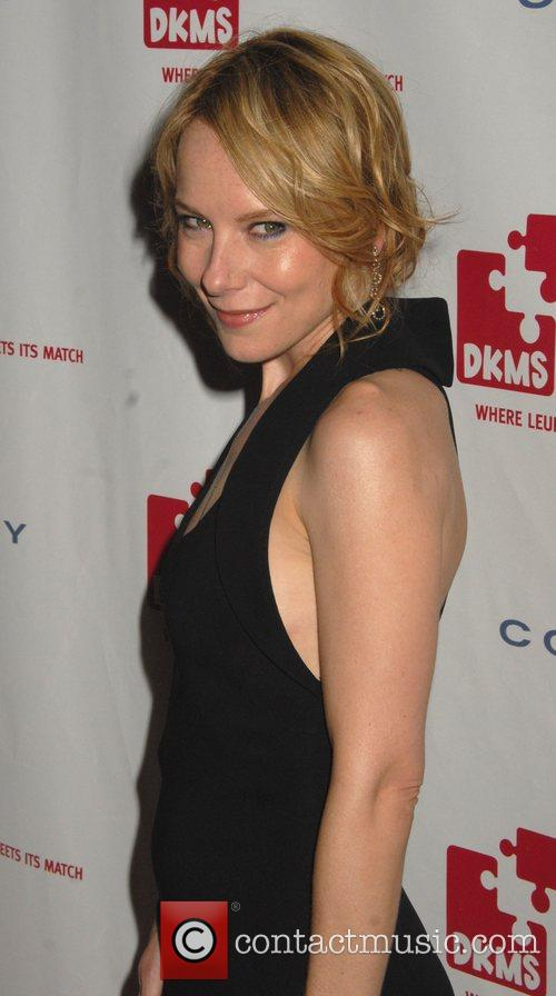 Amy Ryan,  DKMS 2nd Annual Linked Against...
