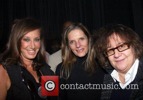 Donna karan, Sandy Brandt and Ingrid Syschy DKNY...