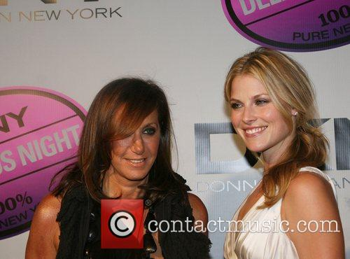 Donna Karen and Ali Larter 'DKNY Delicious Night...