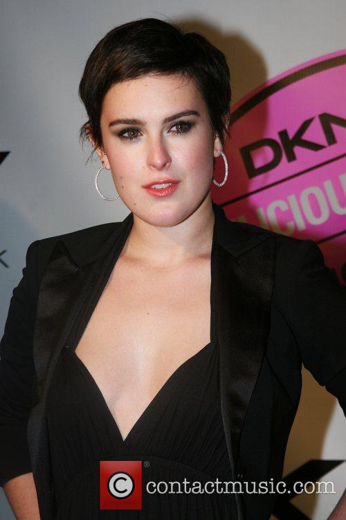 Rumer Willis 'DKNY Delicious Night Fragrance Launch' --...