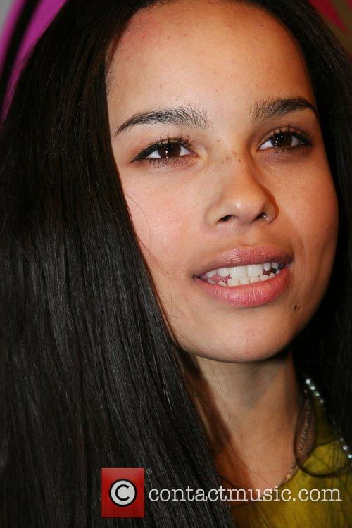 Zoe Kravitz 'DKNY Delicious Night Fragrance Launch' --...