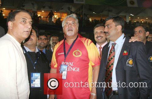 Dr Vijay Mallya, chairman, UB Group with Sunil...