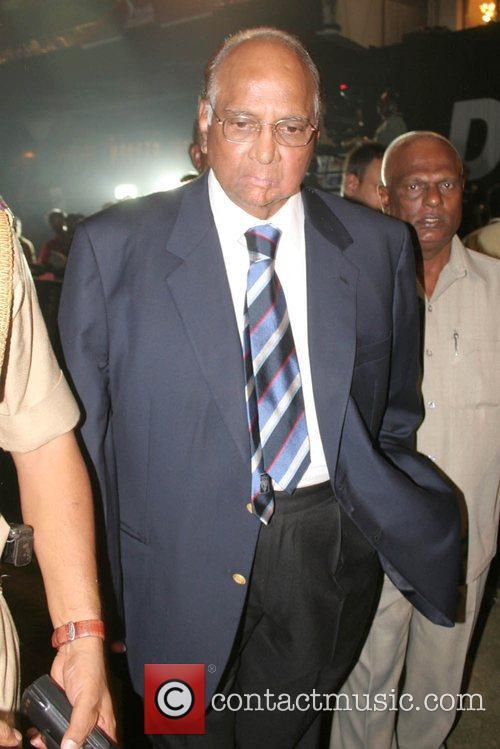Sharad Pawar, BCCI Chairman DLF IPL cricket match...