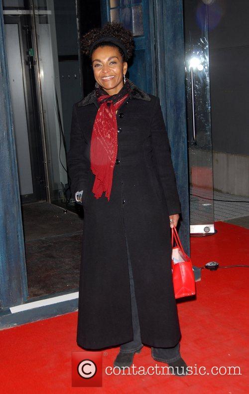 Adjoa Andoh 'Dr Who' screening of the christmas...
