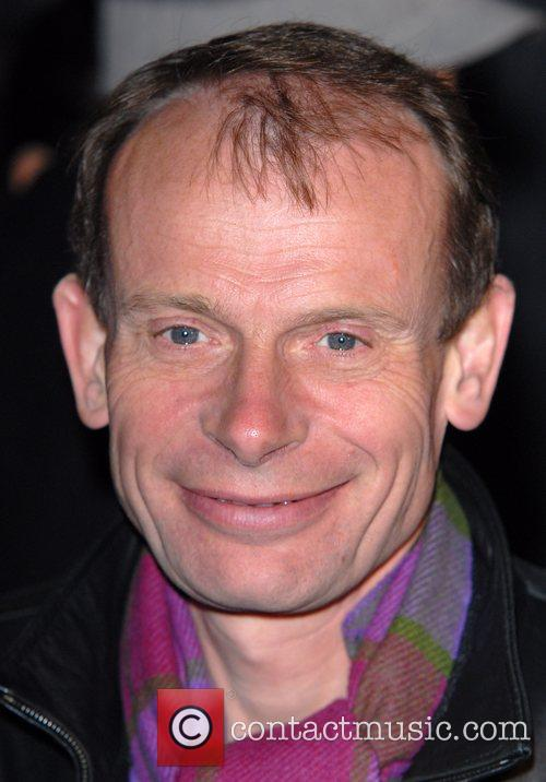 Andrew Marr 'Dr Who' screening of the christmas...