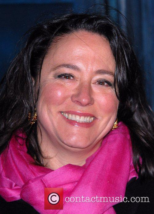 Arabella Weir 'Dr Who' screening of the christmas...
