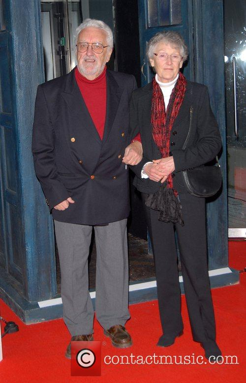 Bernard Cribbins and Guest 'Dr Who' screening of...