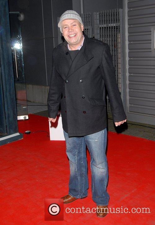 Cliff Parisi 'Dr Who' screening of the christmas...