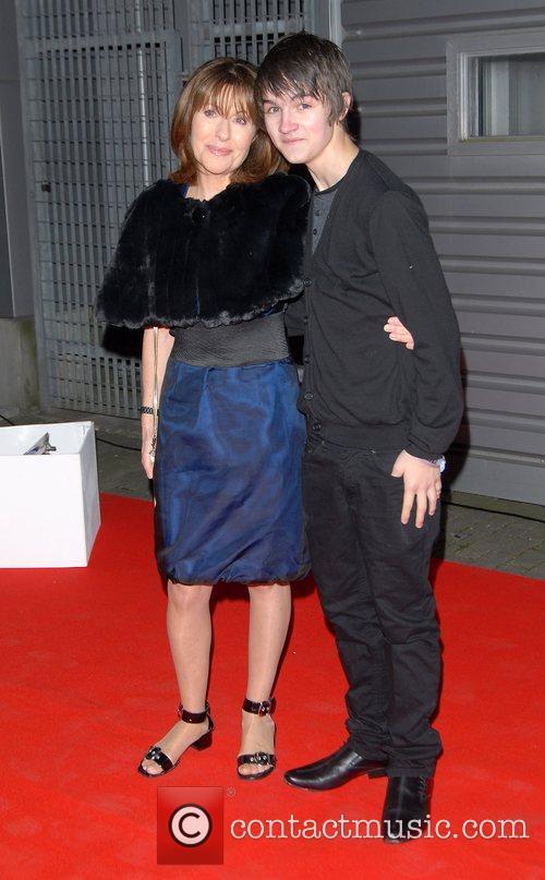 Elizabeth Sladen 'Dr Who' screening of the christmas...
