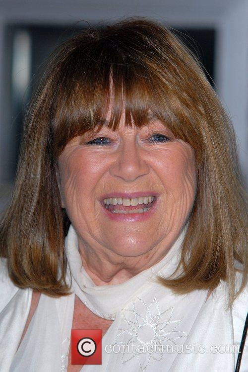 Nerys Hughes 'Dr Who' screening of the christmas...