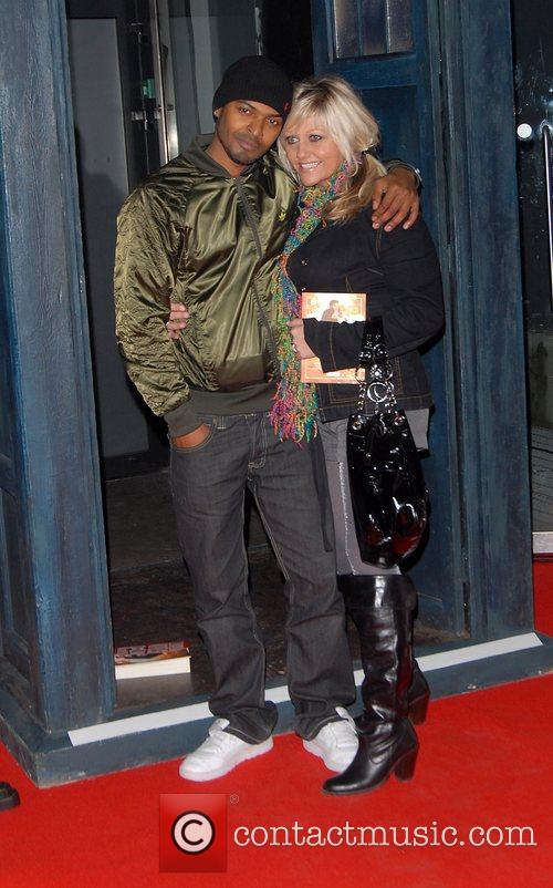 Noel Clarke and Camille Coduri 2