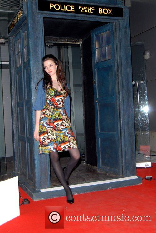 Tallulah Riley 'Dr Who' screening of the christmas...