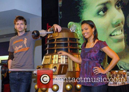 David Tennant and Doctor Who 5