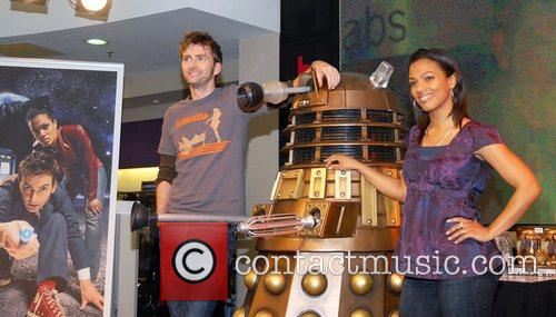 David Tennant and Doctor Who 2