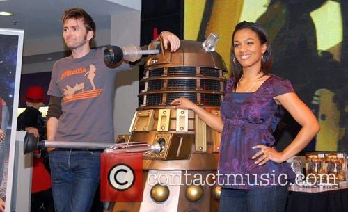 David Tennant and Doctor Who 4