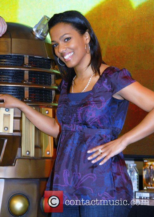 Freema Agyeman and Doctor Who 2