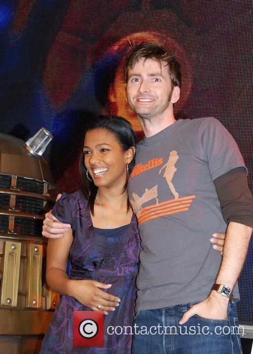 Freema Agyeman and Doctor Who 4