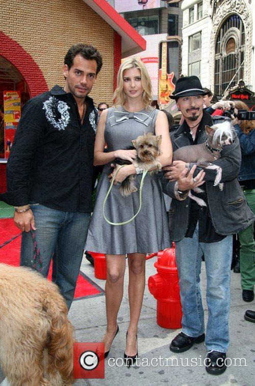 Cristian De La Fuente and Ivanka Trump 4
