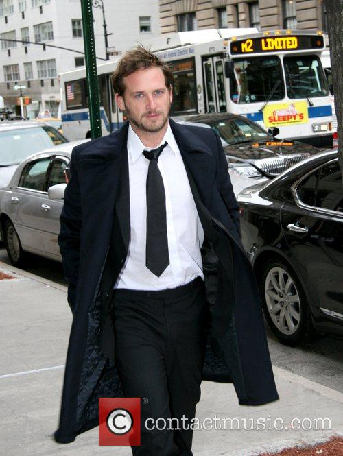 Josh Lucas arrives at the Dolce & Gabbana...