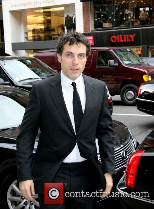 Rufus Sewell arrives at the Dolce & Gabbana...