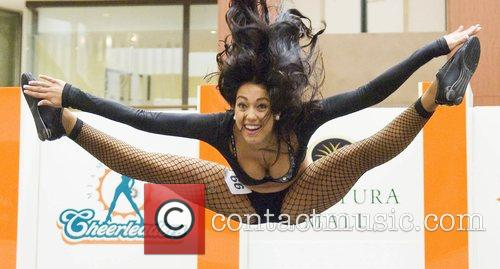 Alexis Agusto  final auditions for the Miami...