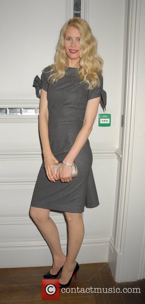 Claudia Schiffer Dom Perignon party held at the...