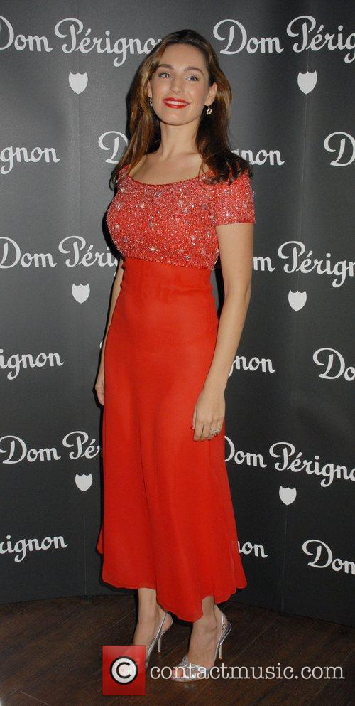Dom Perignon party held at the Langham Hotel...
