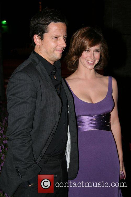 Ross McCall, Jennifer Love Hewitt Marshall's retailer hosts...