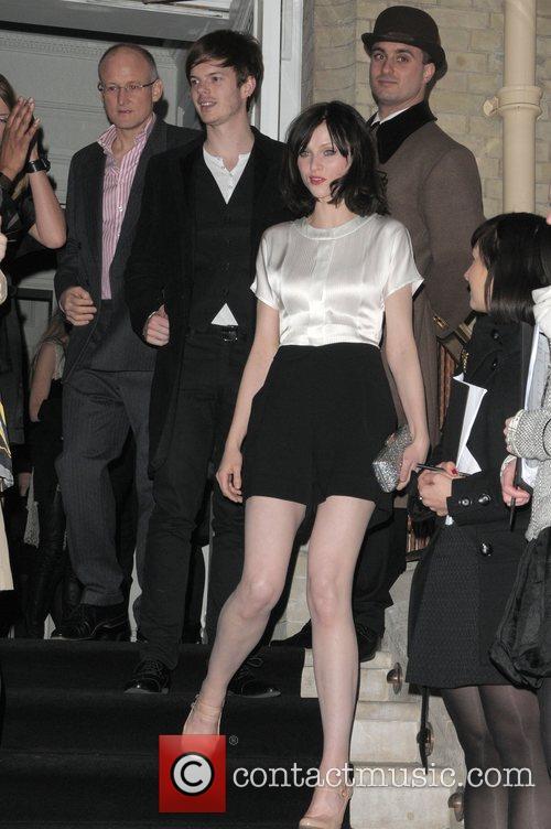 Sophie Ellis-Bextor at Dom Perignon party held at...