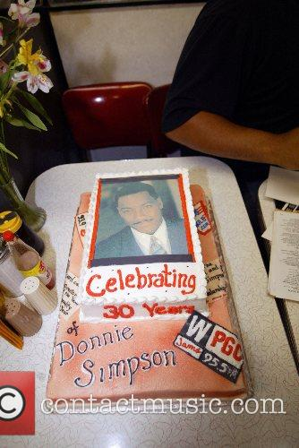 Donnie Simpson Cake Today has been declared Donnie...