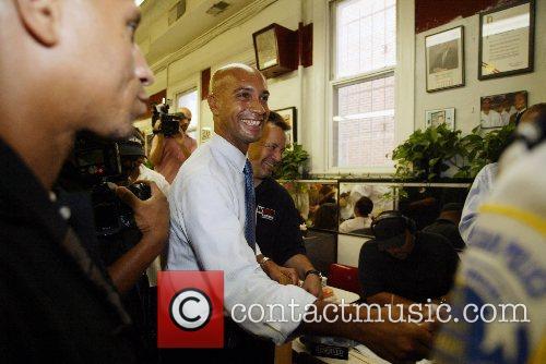 Washington D.C. Mayor Adrian Fenty Today has been...