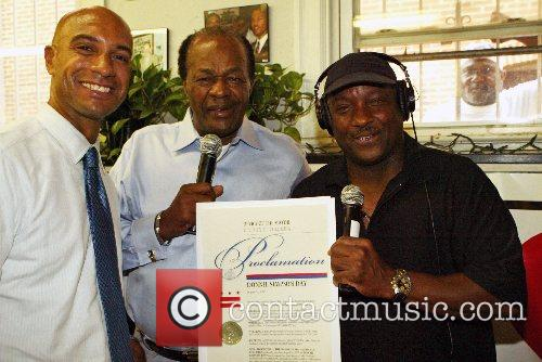 Today has been declared Donnie Simpson Day in...