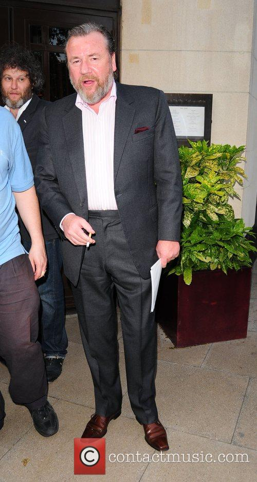 Ray Winstone at the Dorchester London, England