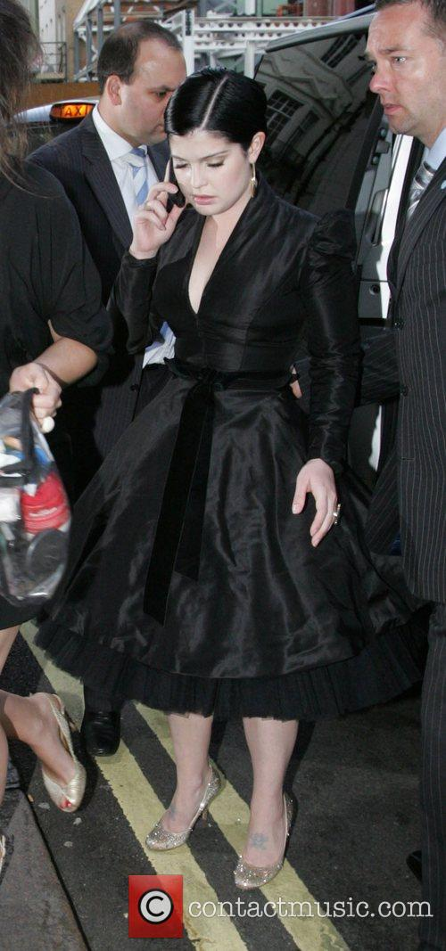 Kelly Osbourne at the Dorchester London, England