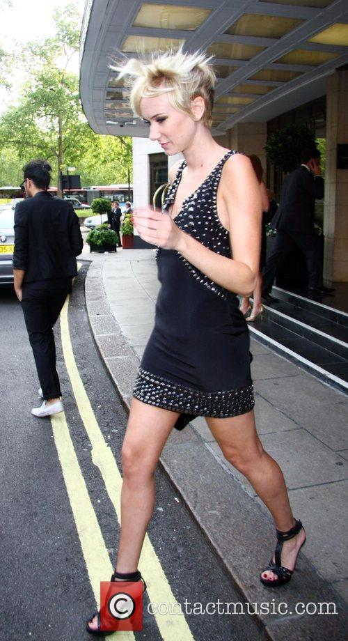 Kimberly Stewart at the Dorchester London, England