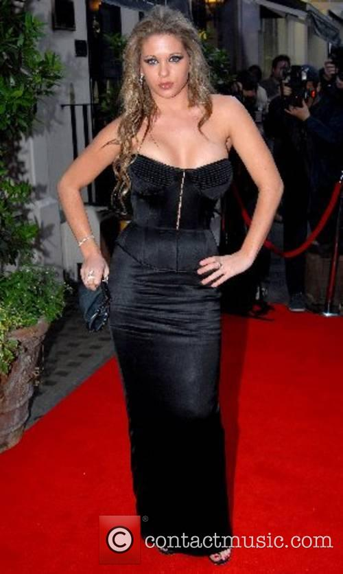 Bianca Gascoigne The Dover Street Dinner 2007 in...