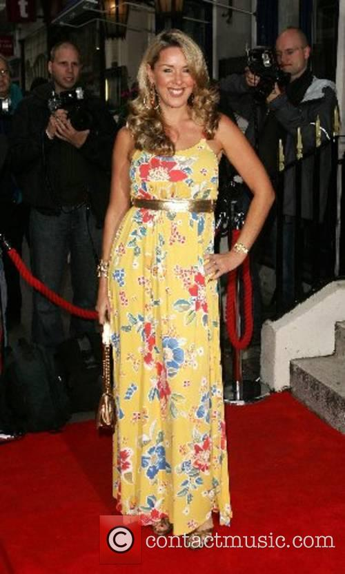Claire Sweeney Dinner event 'Help a London Child...