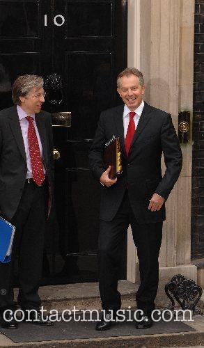 Tony Blair, 10 Downing Street