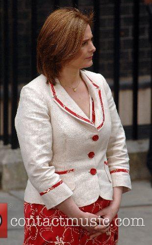 Sara Brown The new Prime Minister Gordon Brown...