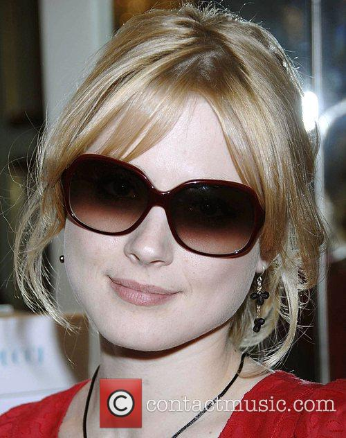 Alexandra Breckenbridge Pre-Golden Globes award Gifting Lounge Beverly...