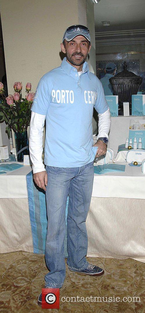 Shaun Toub Pre-Golden Globes award Gifting Lounge Beverly...