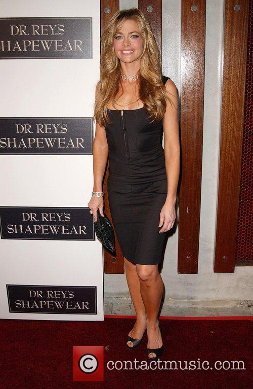 Denise Richards Dr. Rey's Shapewear launch party held...